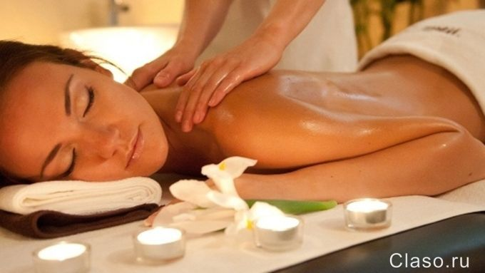 Курсы по расслабляющему массажу
