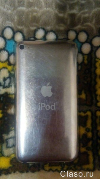 Продам ipod touch 8gb