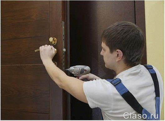 Мастер по замкам дверным
