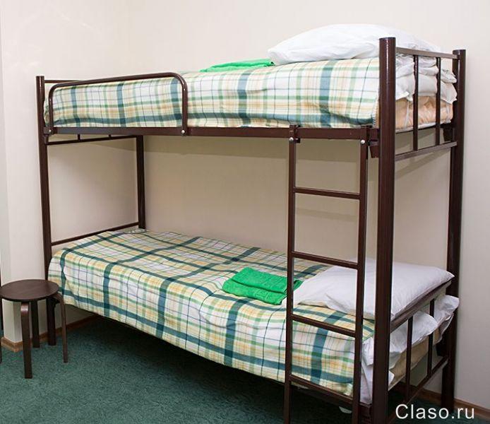 кровати односпальные двухъярусные для хостелов и гостиниц в сочи