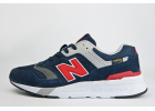 Кроссовки New Balance 997 Navy / Red